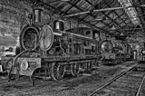 The Wreck by biffobear, photography->trains/trams gallery