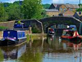 Narrow Boats by biffobear, photography->boats gallery