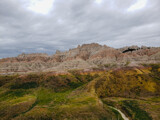 Colorful Badlands (3) by Pistos, photography->nature gallery