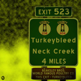 AU Road Signs - Exit 523 by Jhihmoac, illustrations->digital gallery