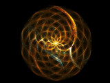 Threadedsphear by ianmacappin, Abstract->Fractal gallery