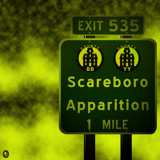 AU Road Signs - Exit 535 by Jhihmoac, illustrations->digital gallery