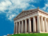 Parthenon In Color by ladyturtle27, Photography->Architecture gallery