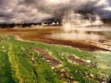 The  Geyser  Basin - Yellowstone by snapshooter87, Photography->Landscape gallery