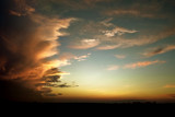 Evening Storm A'Comin by PatAndre, Photography->Sunset/Rise gallery