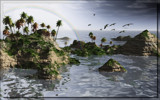 Islands by Foxfire66, Computer->Landscape gallery