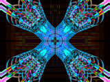 Digital Expansion by Flmngseabass, abstract gallery
