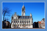 Middelburg (03), Townhall by corngrowth, Photography->Architecture gallery