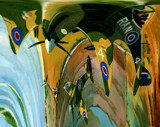 Spitefull Spitfire by Trevorcardigan, illustrations gallery