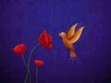 Hummingbird by vladstudio, Illustrations->Digital gallery