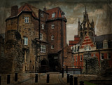 The Black Gate by biffobear, photography->castles/ruins gallery