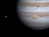 Jupiter, Eye to Io by Crusader, space gallery