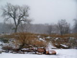 Snowing at Arrowhead by kidder, Photography->Landscape gallery