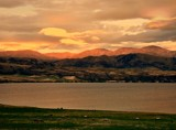 Rosy Dusk by LynEve, Photography->Landscape gallery