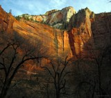 Zion National Park - December 2011 II by nmsmith, photography->mountains gallery