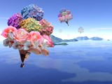 Floating Away by pixelpusher, abstract->Surrealism gallery