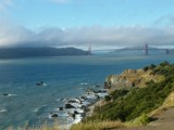 Golden Gate with Ocean by mmg2002, Photography->Shorelines gallery