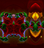 Trailblazing In The Goblin Forest by casechaser, abstract->fractal gallery