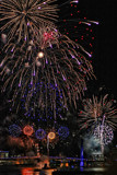 Christmas Fireworks by tweir, photography->fireworks gallery