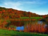 Clockburn Lake two by biffobear, photography->landscape gallery