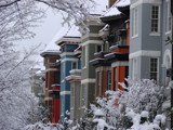 Snow in Adams Morgan by Ronnie_R, Photography->Architecture gallery