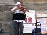 Violin Playing, Italian Style by Lady_Rhea_, Photography->People gallery