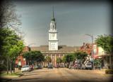 Marlboro County Courthouse by Mvillian, photography->city gallery