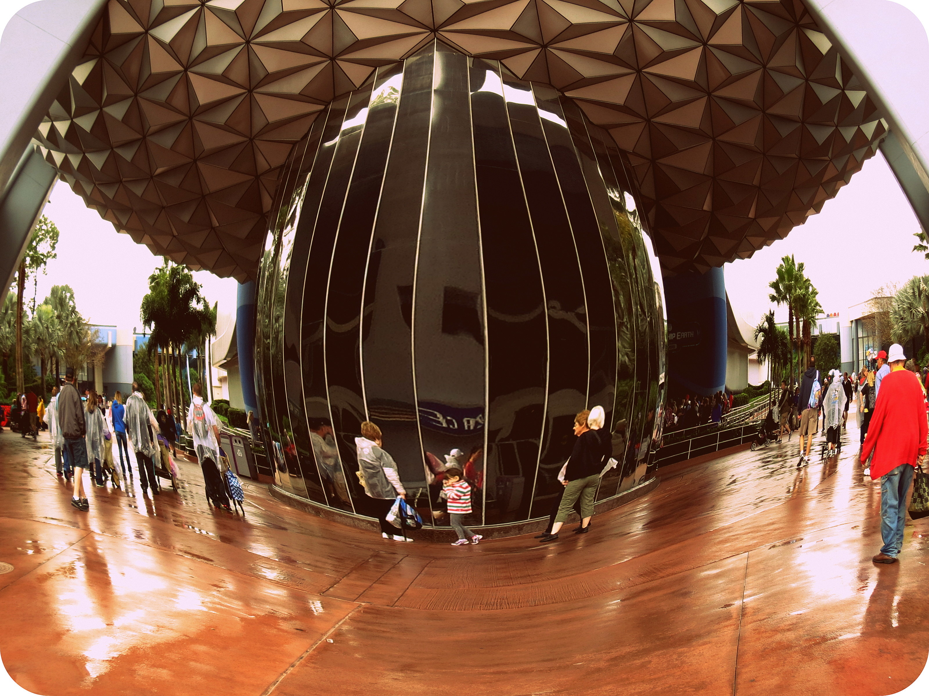 Spaceship Earth for MM