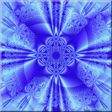 Blue Lace by razorjack51, Abstract->Fractal gallery