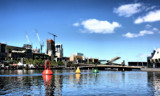 Melbourne - Yarra River by LynEve, Photography->City gallery