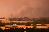 Victorian Bushfire 2 by Steb, Photography->Landscape gallery