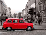 Red Cab by proachsgirl, Photography->Cars gallery