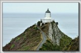 Southern Sights #11 - Nugget Point Lighthouse by LynEve, Photography->Lighthouses gallery