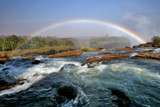 rainbow over the gorge by jeenie11, Photography->Waterfalls gallery