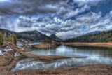 Rimrock Lake by DigiCamMan, photography->shorelines gallery