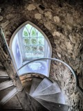 The Castle Window by cullodenmist, photography->castles/ruins gallery