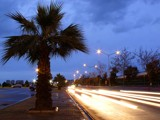 Dusk view from Bostanlı - İzmir by osifa, photography->city gallery