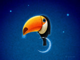 Toucan by vladstudio, Illustrations->Digital gallery