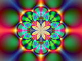 Stained Glass by CK1215, Abstract->Fractal gallery