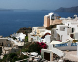 Santorini Landscape by martinah4, photography->architecture gallery