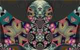 Topsy Turvy Wish by Flmngseabass, abstract gallery
