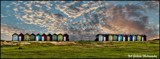 Beach Huts by Dunstickin, photography->shorelines gallery