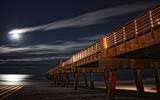 Moon-Lit by tweir, Photography->Shorelines gallery