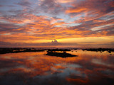 Tide Pool Sunset by sitagirl02, photography->sunset/rise gallery