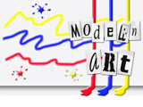 Dissin' Modern Art by Jhihmoac, Illustrations->Digital gallery