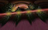 Polynesian Push-ups by Flmngseabass, abstract gallery