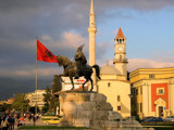 Skanderbeg Square by nigelmoore, Photography->City gallery