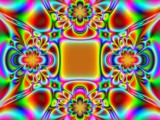 Neon Cross by CK1215, Abstract->Fractal gallery