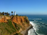 Point Vincente Lighthouse, Palos Verdes, CA by Sgtpepper, Photography->Lighthouses gallery