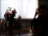The thinker....self-portrait by savgewolf, photography->people gallery